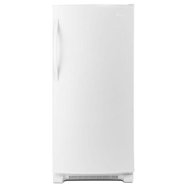 Whirlpool WRR56X18FW 17.78 cu. ft. Freezerless Refrigerator in White