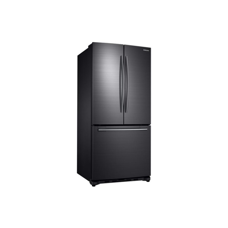 samsung rf18hfenbsg 33 inch counter depth french door refrigerator. Black Bedroom Furniture Sets. Home Design Ideas