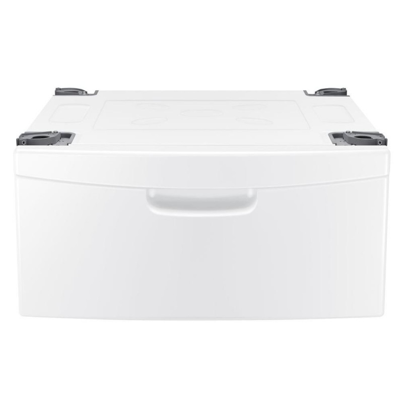 Samsung We357a0w Laundry Pedestal With Storage Drawer In White