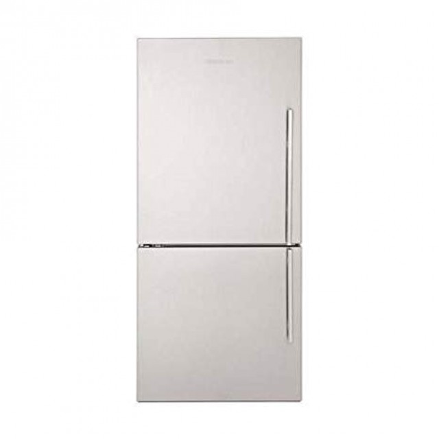 Blomberg BRFB1822SSLN 30 Inch Bottom-Freezer Refrigerator with Dual Evaporators Left Hand Door Swing