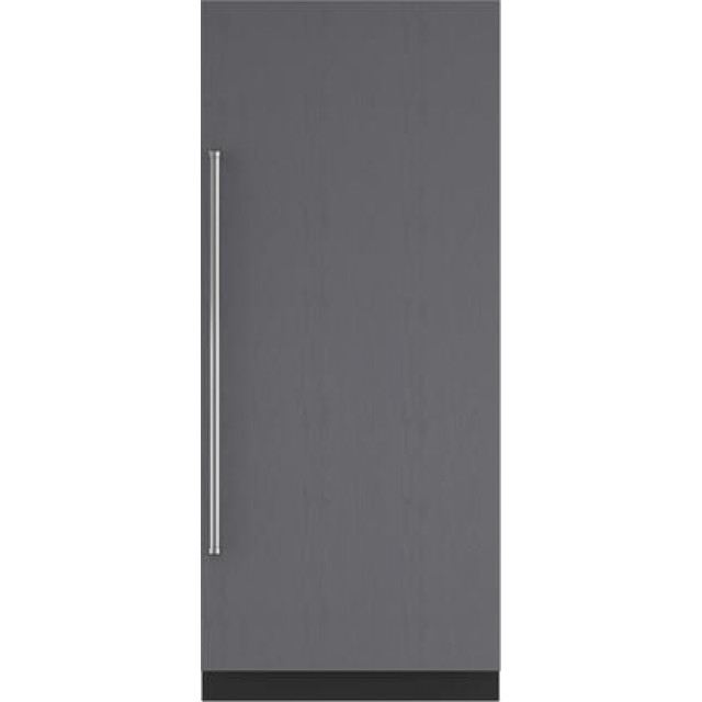 Sub-Zero IC36RIDRH Designer Series 36 Inch Smart Built In Counter Depth Refrigerator Column with 21.4 cu. ft. Capacity in Panel Ready