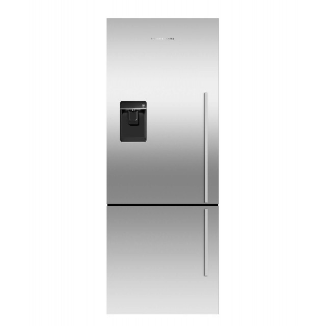 Fisher & Paykel Active Smart RF135BDLUX4 25 Inch Counter Depth Bottom-Freezer Refrigerator