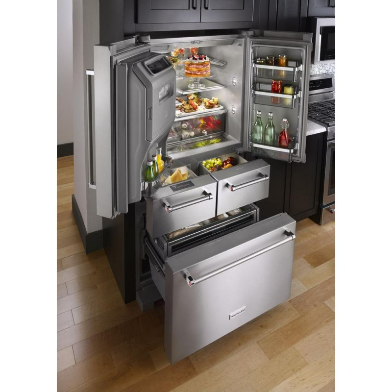 KitchenAid KRMF706ESS 25.8 Cu. Ft. French Door