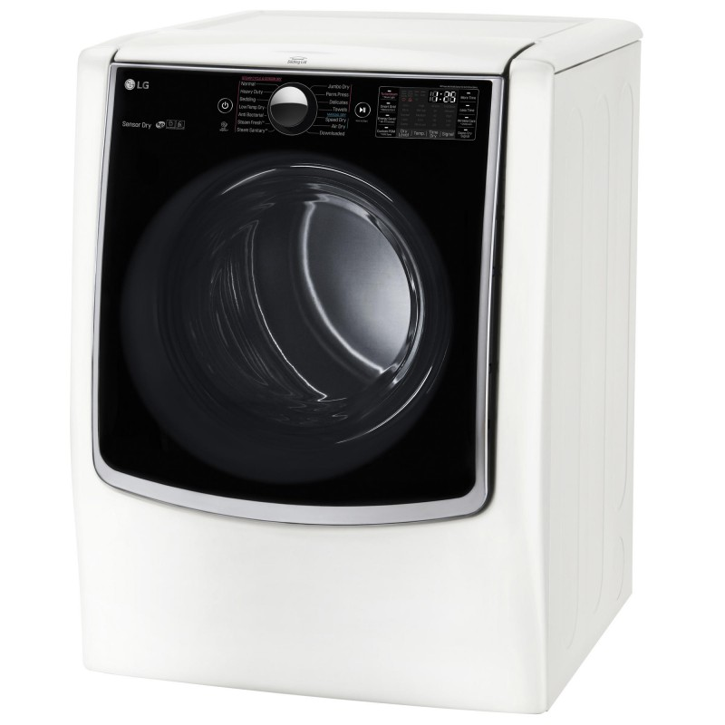 Lg Dryer Manufacture ~ Lg dlgx w cu ft mega capacity gas dryer washer