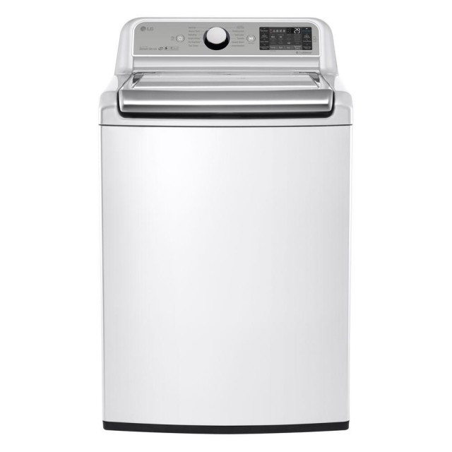 Lg Electronics 9 0 Cu Ft Easyload Gas Dryer With Steam