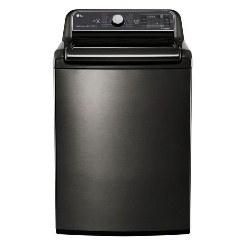 Lg Washer Amp Dryer Set Black Stainless Steel