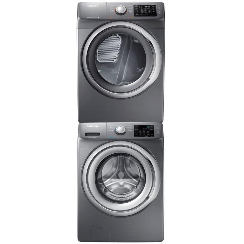 Samsung Washer Amp Gas Dryer Set