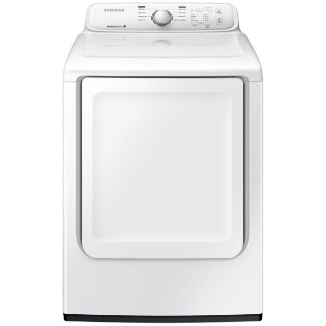 Samsung DV40J3000GW 7.2 cu. ft. Gas Dryer in White