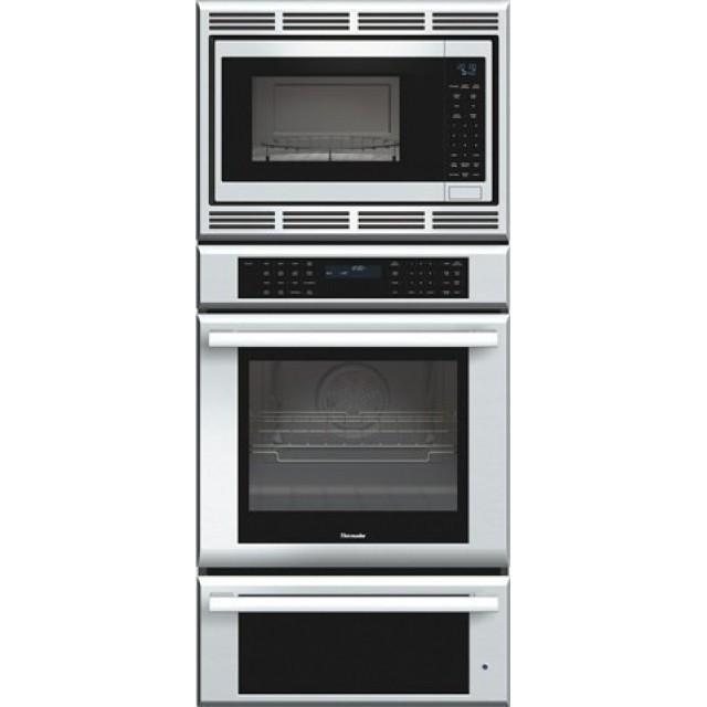 Thermador 27 Inch Masterpiece 174 Series Triple Oven Oven