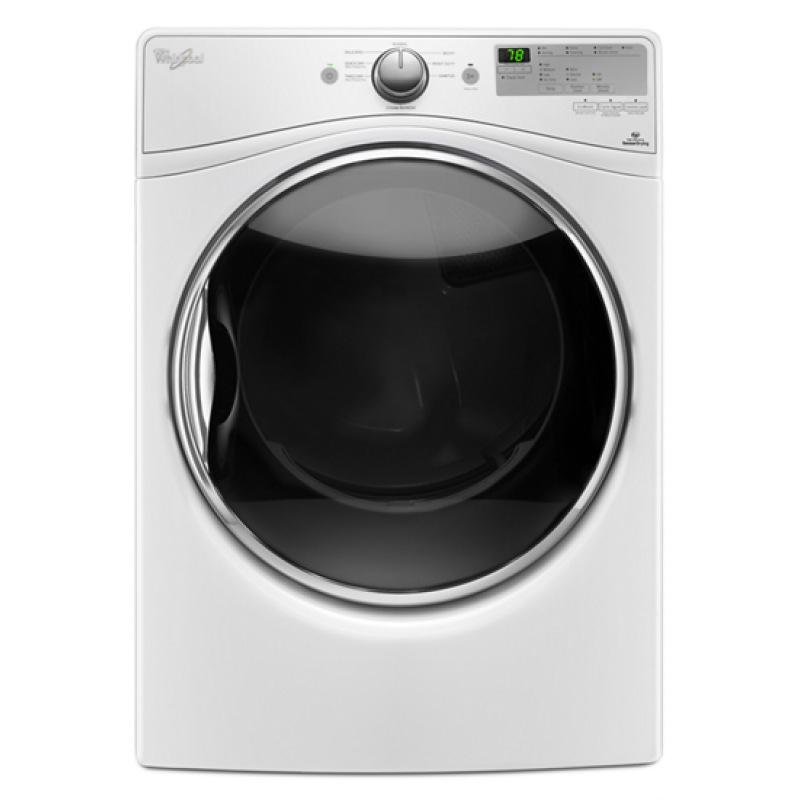Whirlpool Wgd8540fw 7 4 Cu Ft Stackable Gas Dryer With