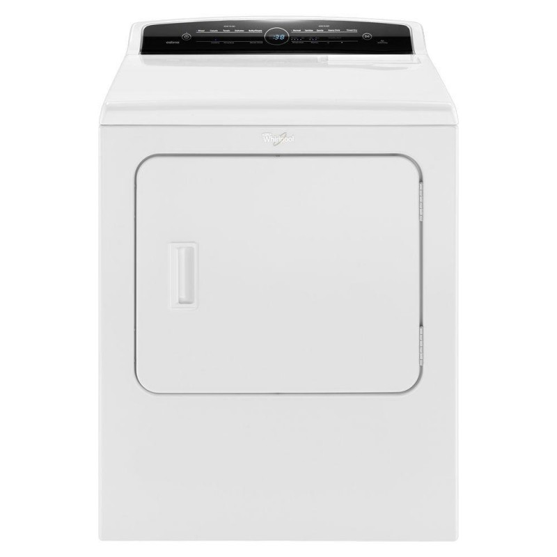 whirlpool cu ft top load washer