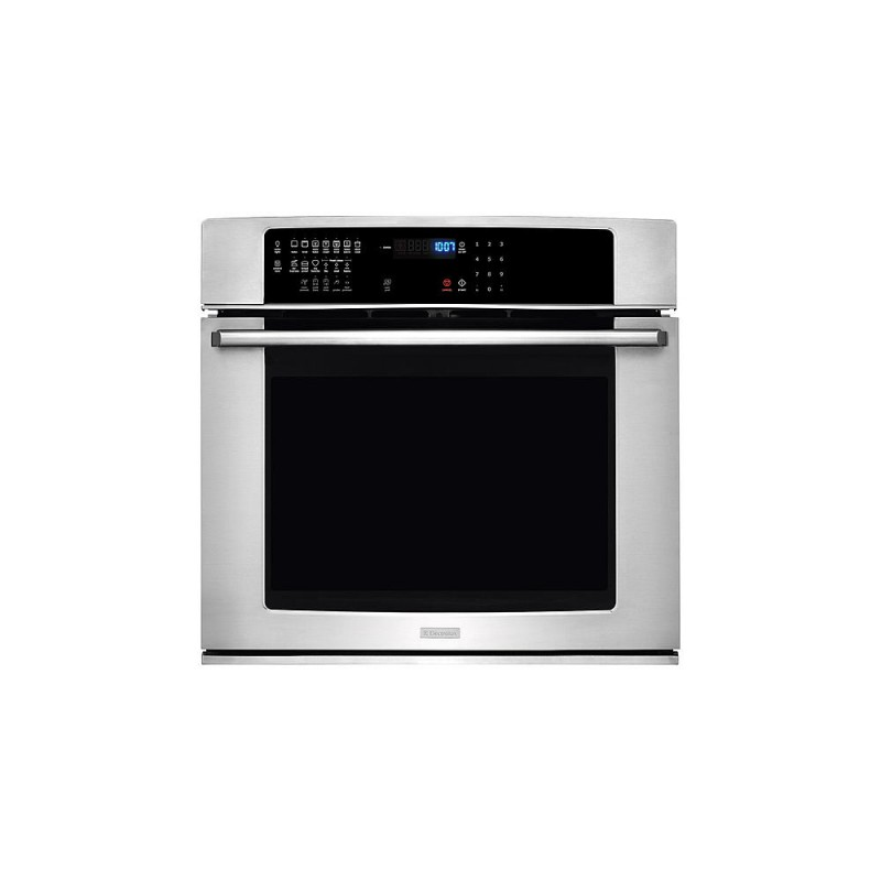 Electrolux Ei30ew35ps Iq Touch 30 In Single Electric Wall Oven Self Cleaning With Convection Stainless Steel