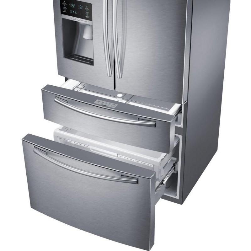 Samsung 33 Quot French Door Refrigerator