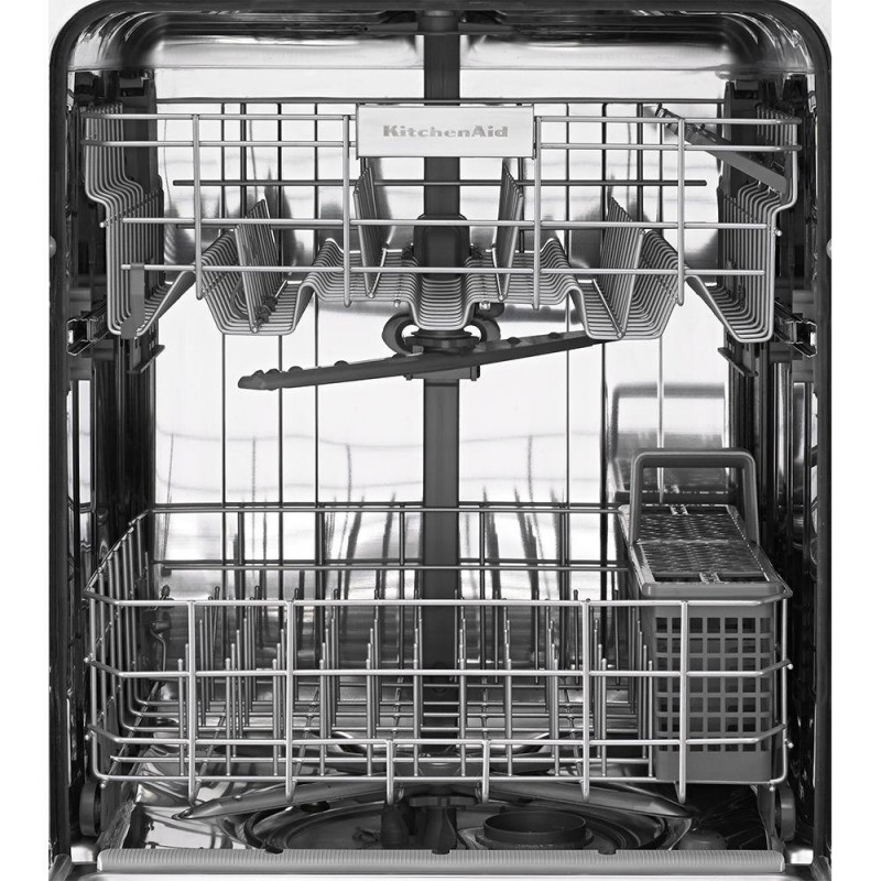Kitchenaid Architect Series Ii Kdtm354dss Top Control Dishwasher In Stainless Steel With Tub
