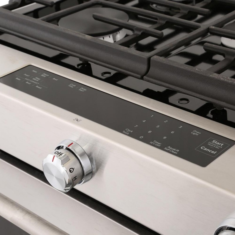 Miraculous Kitchenaid Ksgg700Ess 30 In 5 8 Cu Ft Slide In Gas Range Download Free Architecture Designs Embacsunscenecom