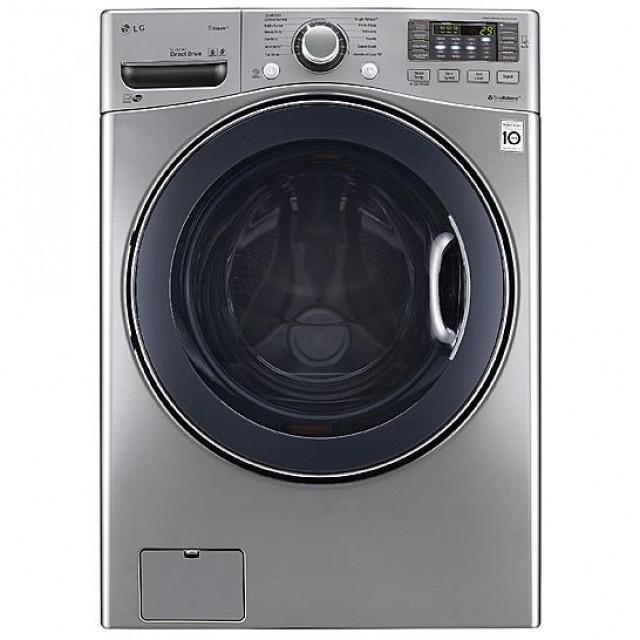 LG WM3570HVA 4.3 cu. ft. Ultra Large Capacity Washer Turbo Wash