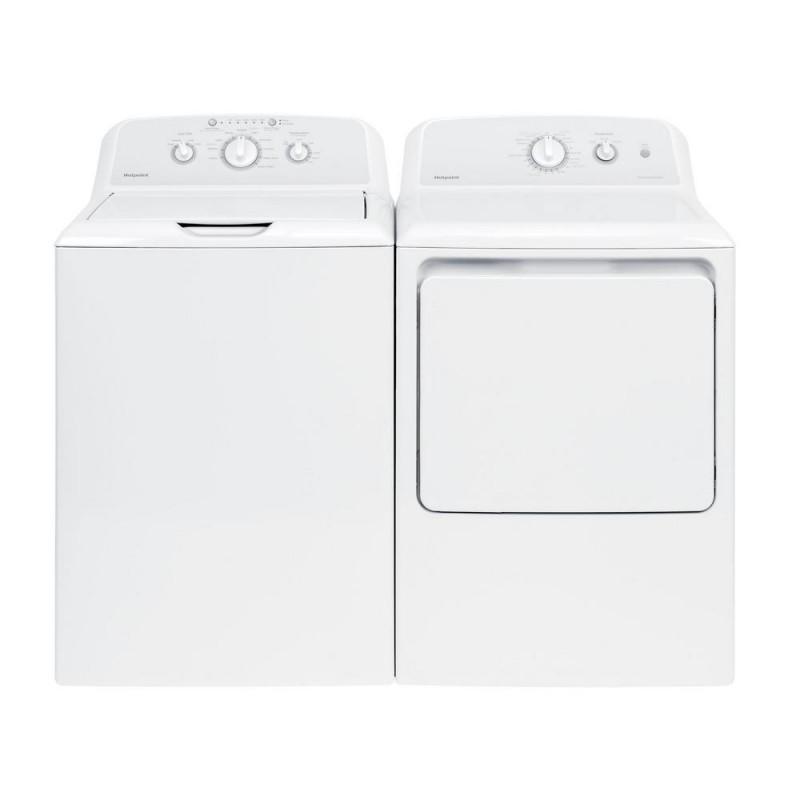 Hotpoint Washer Gas Dryer Set
