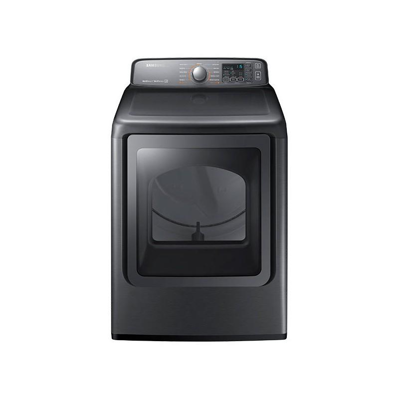 Samsung 7 4 Cu Ft Multi Steam 15 Cycle Gas Dryer