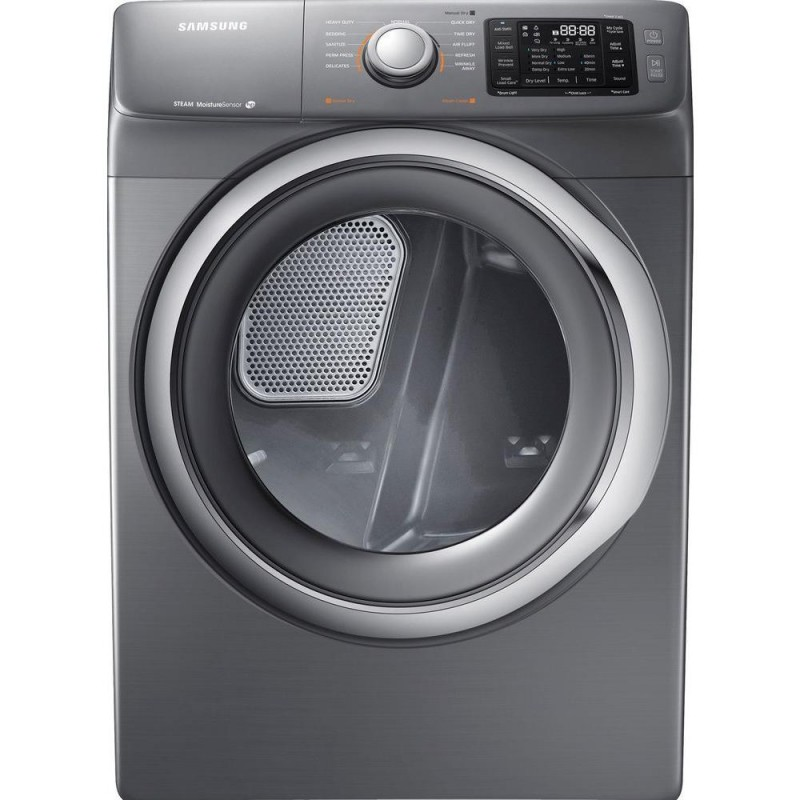 Samsung Wf42h5200ap 4 2 Cu Ft Front Load Washer And