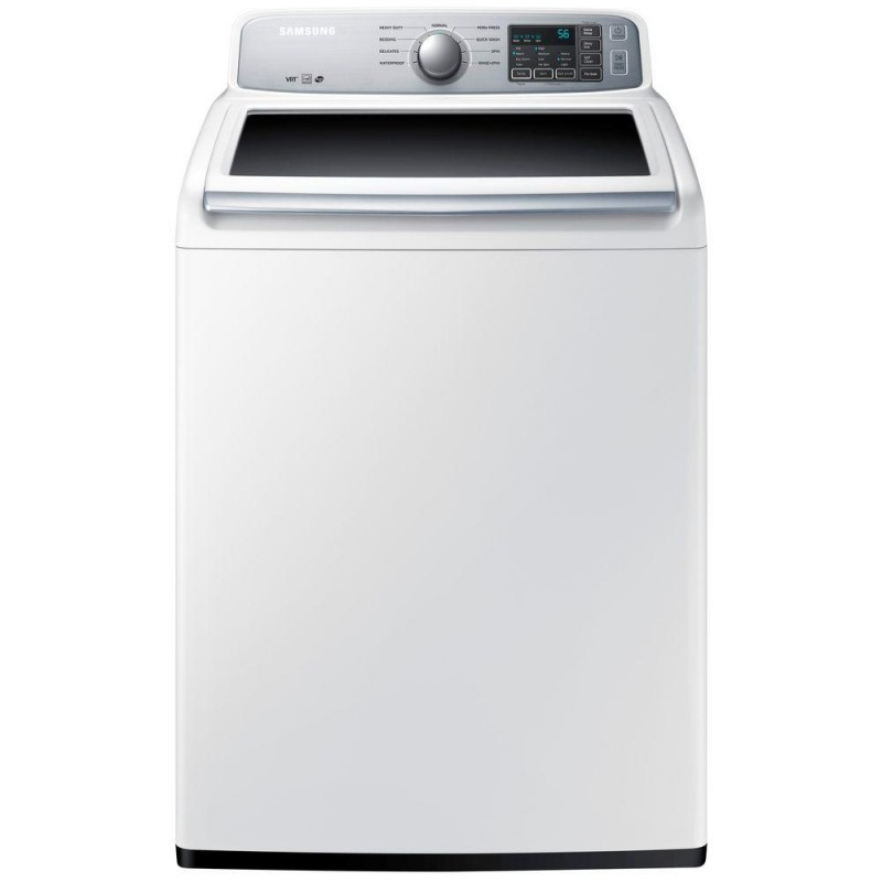 Samsung Wa45h7000aw 4 5 Cu Ft 9‑cycle High‑efficiency
