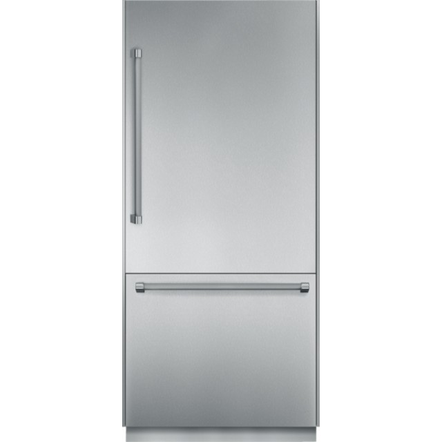 "Thermador T36BB820SS 36"" Stainless Steel Built-In Bottom Freezer Refrigerator"