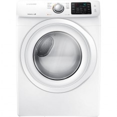 Samsung DV42H5000GW 7.5 cu. ft. Front‑Loading Gas Dryer in White