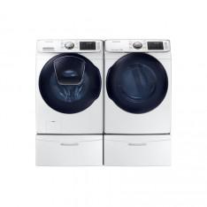 Samsung Washer & Gas Dryer Set