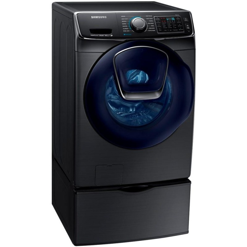 Samsung Dv50k7500ev Front Loading Electric Dryer And