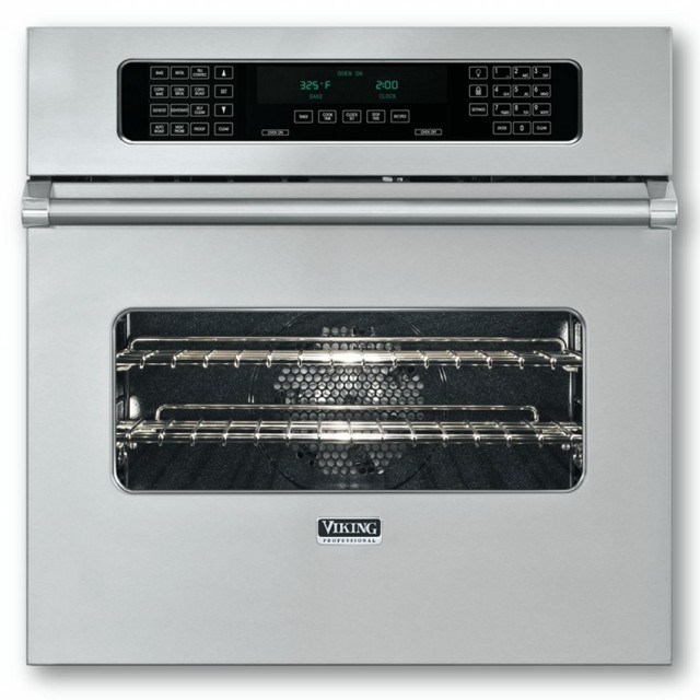 Viking Professional 5 Series 30 in. VESO5302TSS Electric Convection Single Oven in Stainless Steel