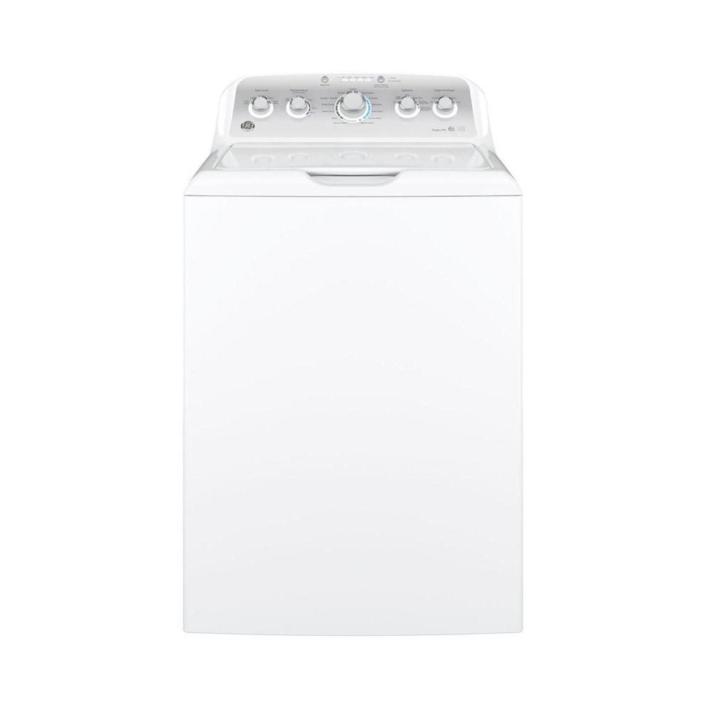 Ge Gtw485asjws 4 2 Cu Ft Top Load Washer In White