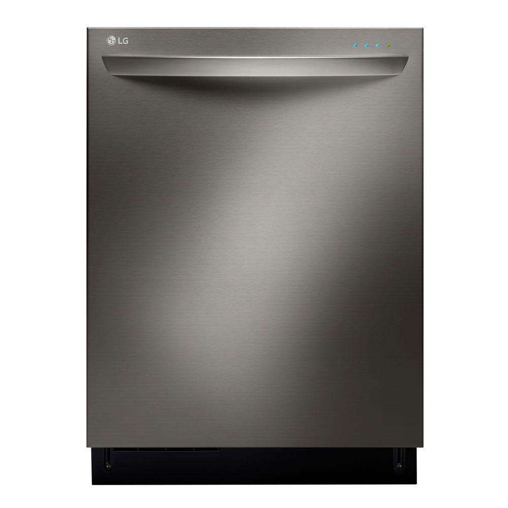 best dishwasher 2016. LG LDT9965BD Top Control Dishwasher With 3rd Rack And Steam In Black Stainless Steel Tub Best 2016