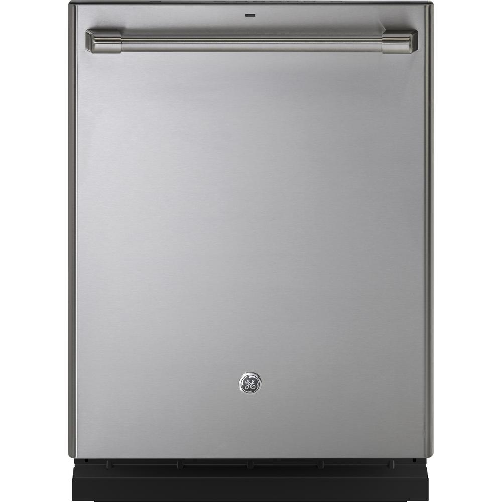 Ge Cafe Cdt835ssjss Top Control Built In Tall Tub