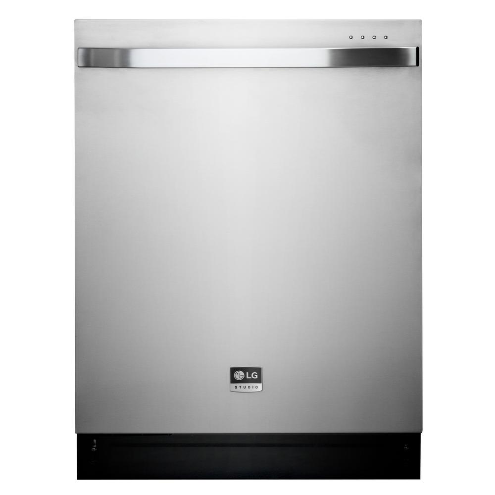 Lg Studio Lsdf9962st Top Control Dishwasher In Stainless