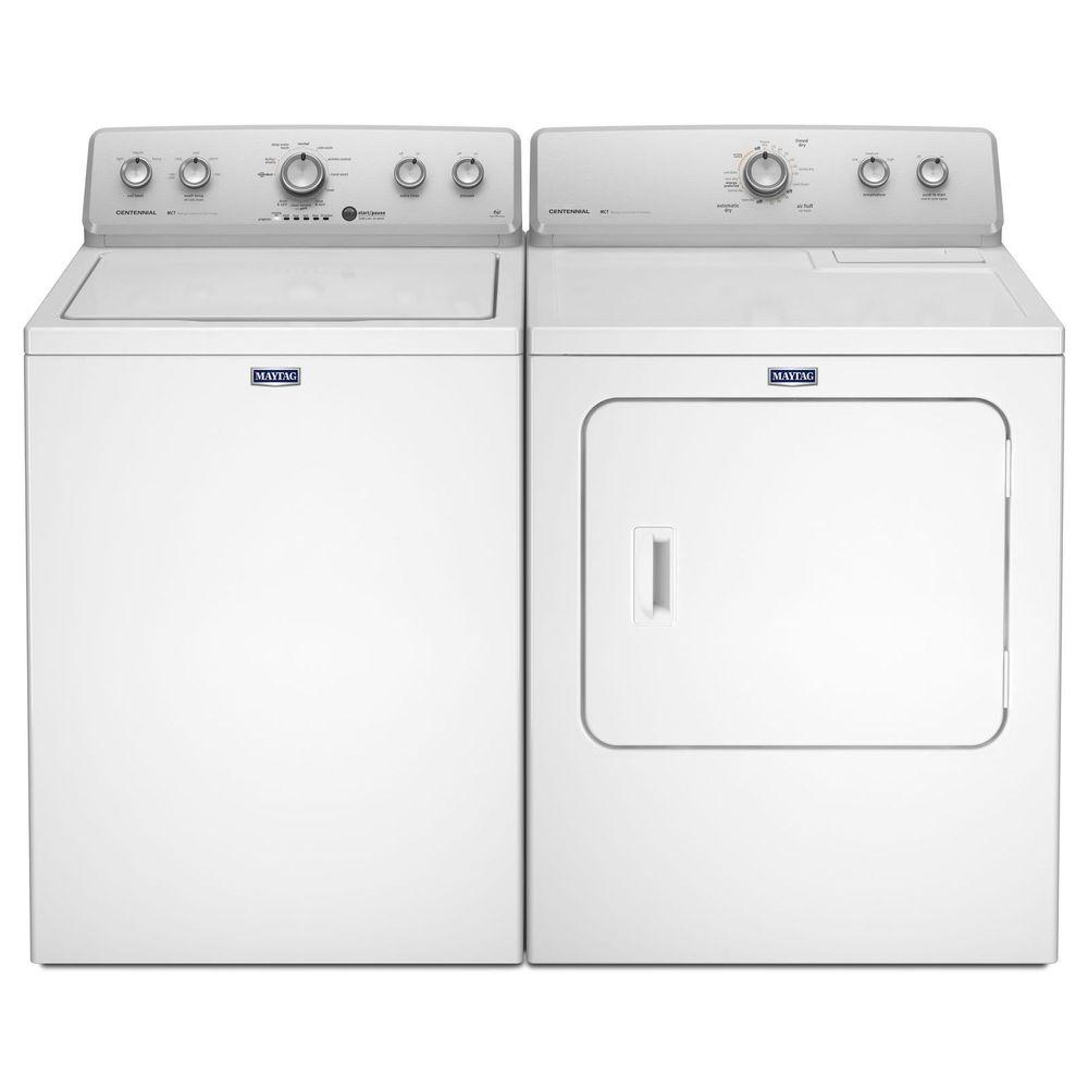 Maytag Mvwc415ew Top‑loading Washer ‑ White Maytag