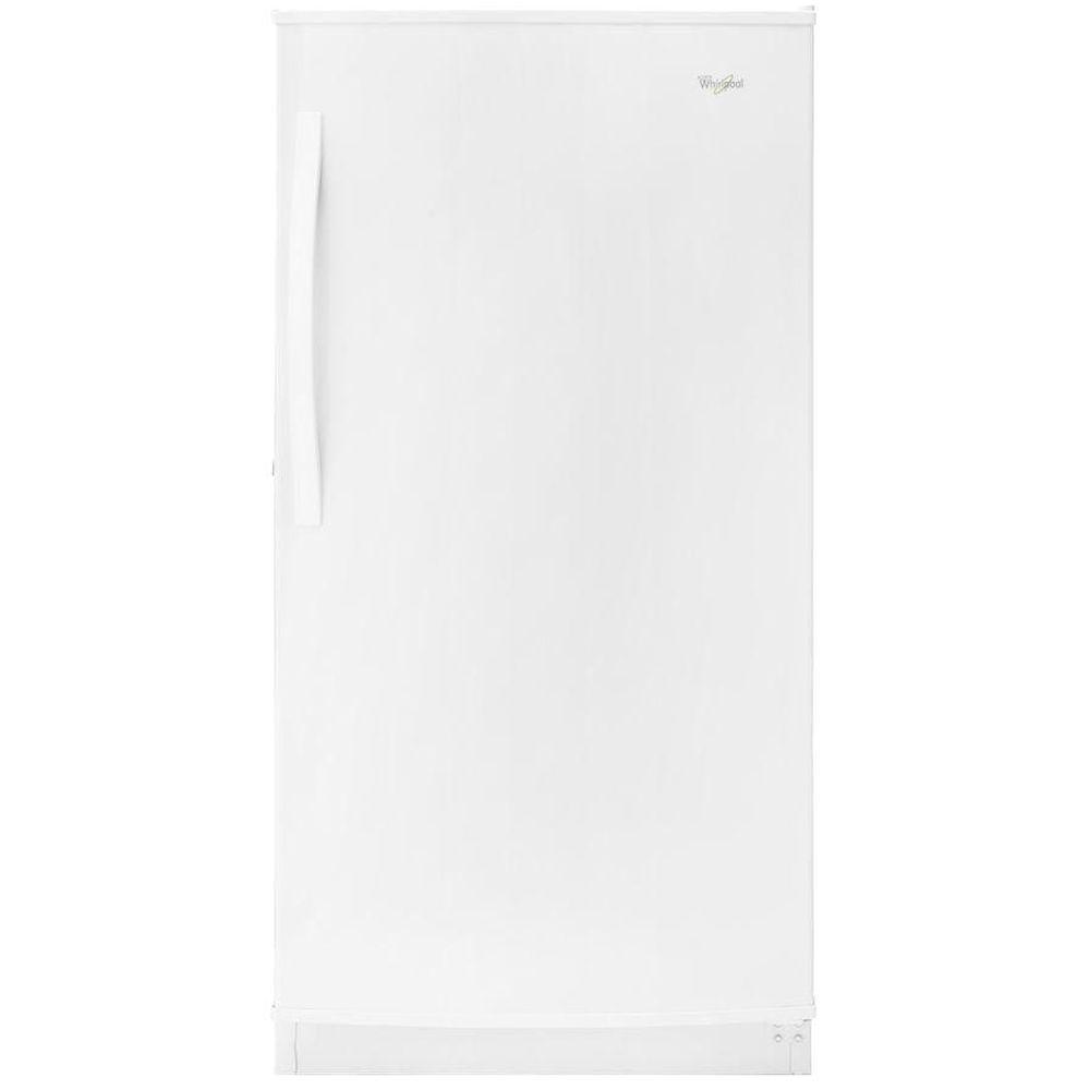 whirlpool frost free upright freezer 17 7 cu ft. Black Bedroom Furniture Sets. Home Design Ideas