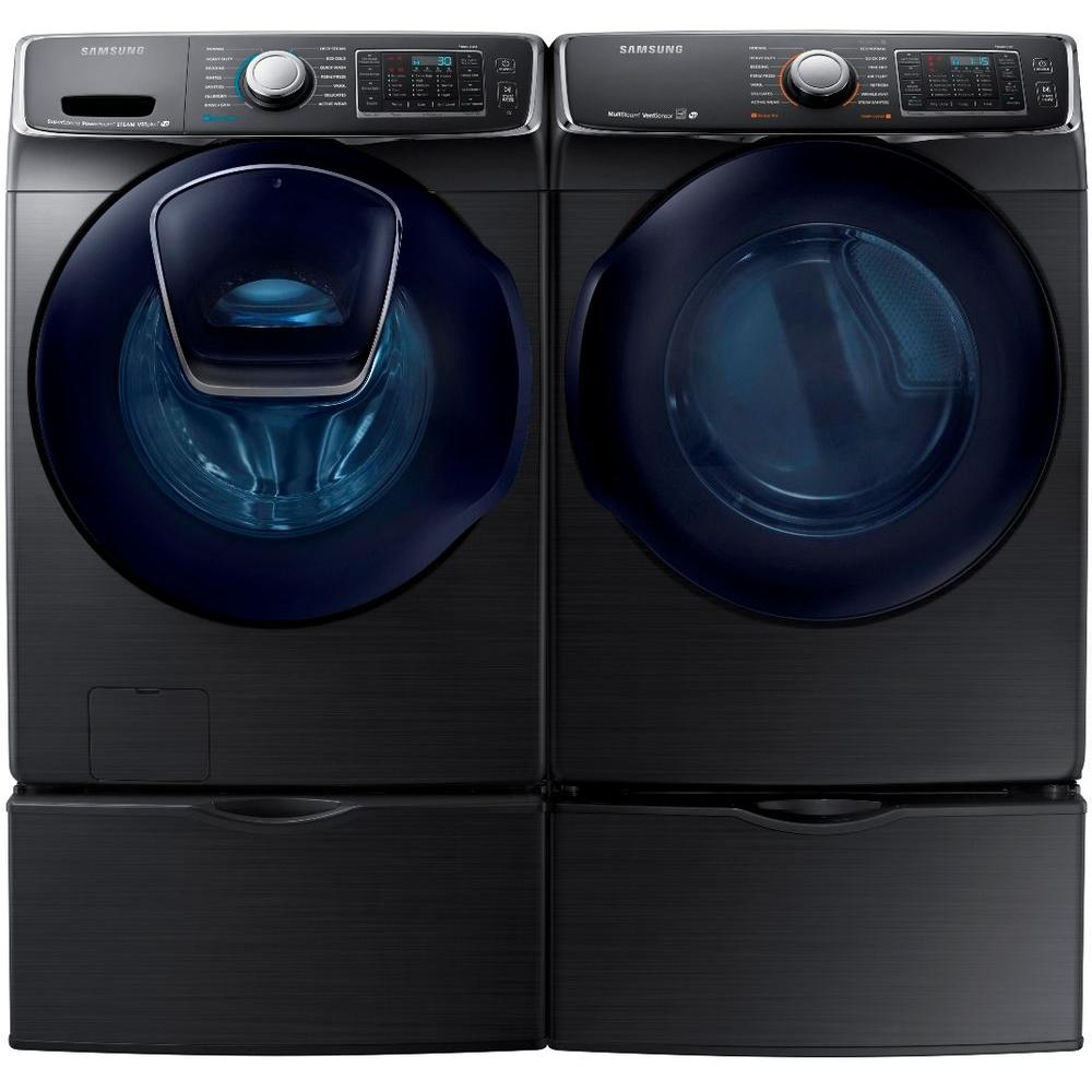 Samsung Washer Wf50k7500av Amp Electric Dryer Dv50k7500ev