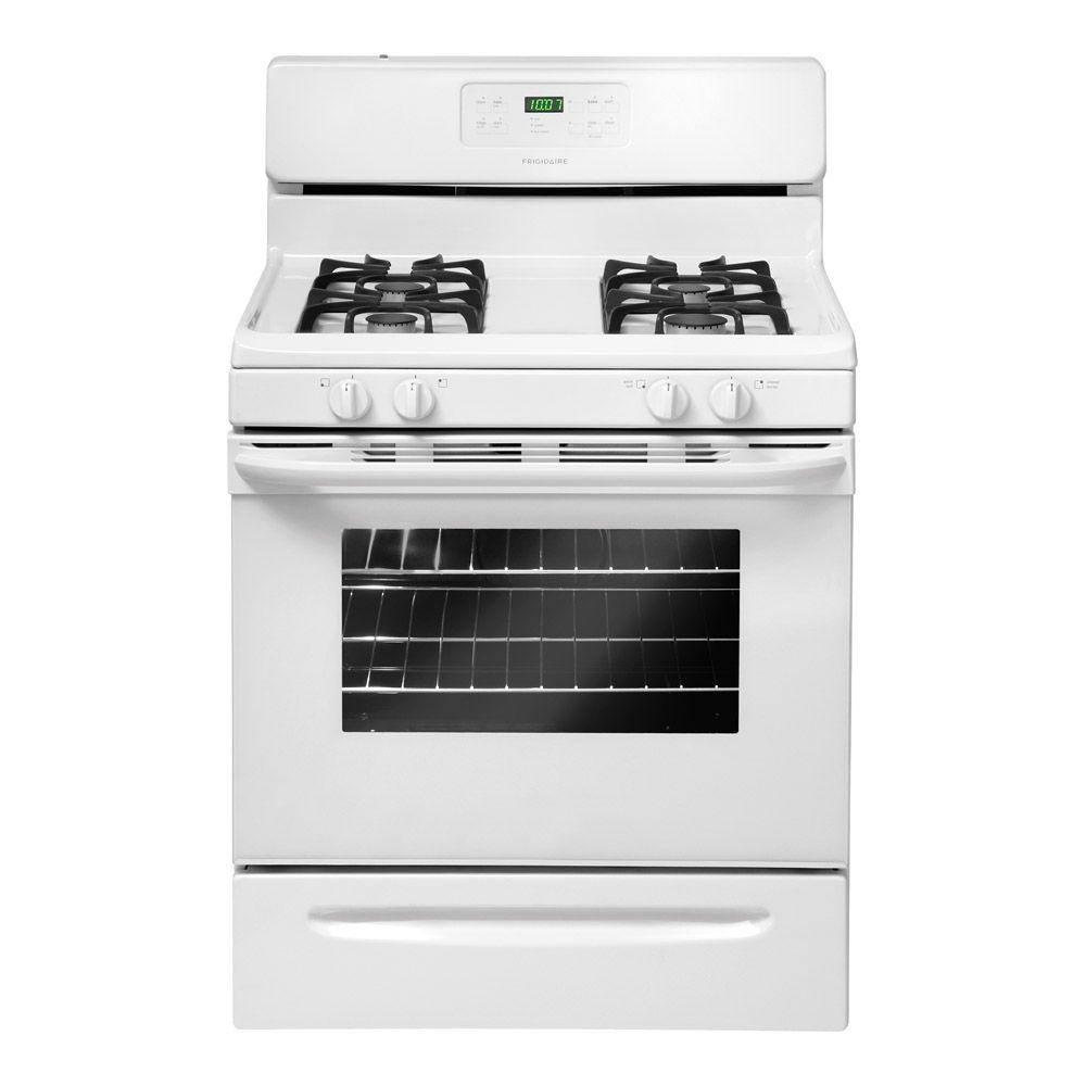 Gas Prices San Diego >> Frigidaire 30 in. 5.0 cu. ft. Gas Range with Self-Cleaning ...