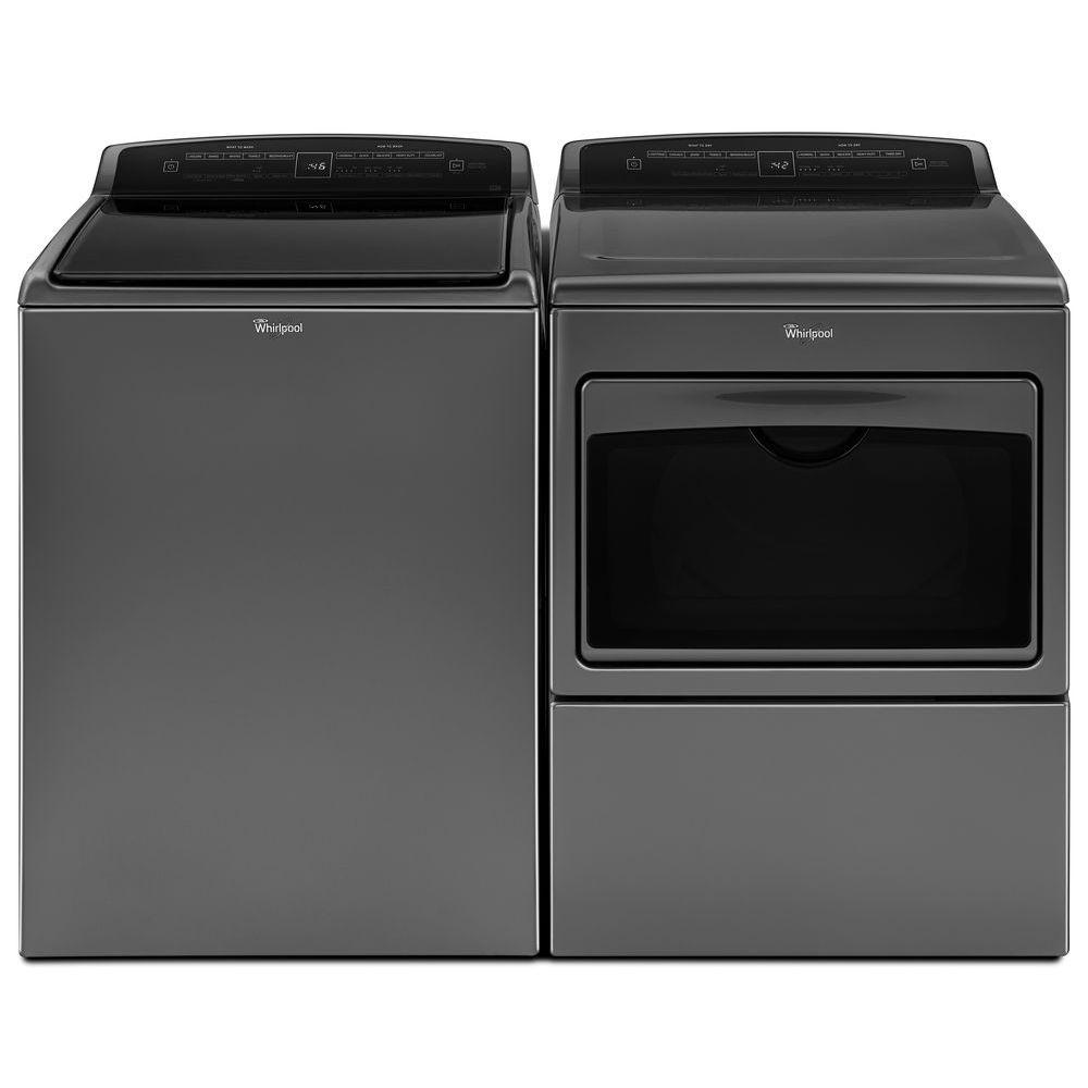 Rc Willey Hours: Whirlpool WTW7500GC 4.8 Cu. Ft. Top Load Washer And