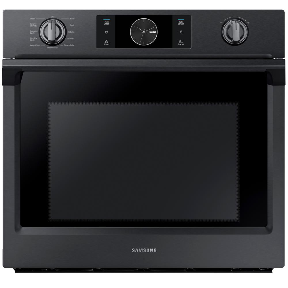 Samsung Nv51k7770sg 30 In Single Electric Wall Oven Self