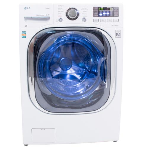 Lg Wm3997hwa Turbowash Series 27 In 4 3 Cu Ft Washer